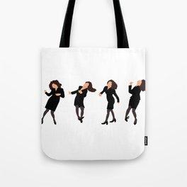 The Little Kicks Tote Bag