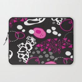 Amoeba Amoeba Pink Laptop Sleeve