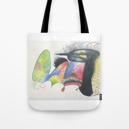 Power drill longs to express its feminine side Tote Bag