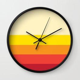 Funkedelic Honey Wall Clock