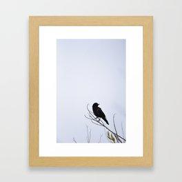 October 1st Framed Art Print