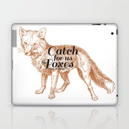 Catch for us the Foxes Laptop & iPad Skin