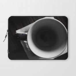 There's Nothing Sadder Than An Empty Coffee Cup Laptop Sleeve