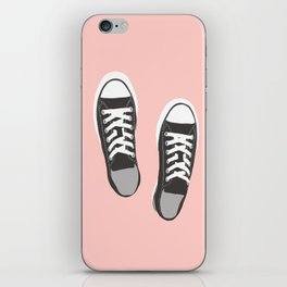 my fave shoes iPhone Skin