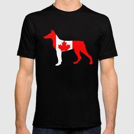 Canada Doberman T-shirt