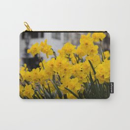 Portland Daffodils Carry-All Pouch