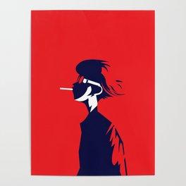 smoke boy Poster
