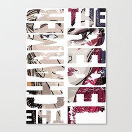 Rakan the Charmer, Xayah the Rebel V2 Canvas Print
