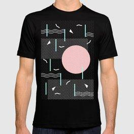 Memphis Summer Night T-shirt