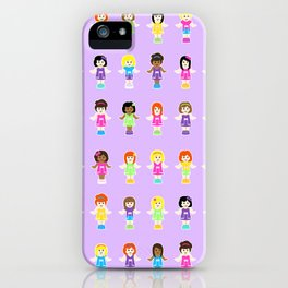 Polly Pocket iPhone Case