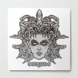 EURYALE Metal Print