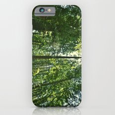 i want to be on the tops of all the trees iPhone 6s Slim Case