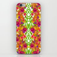 baroque iPhone & iPod Skins featuring Baroque by Aimee St Hill