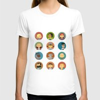 dragon age inquisition T-shirts featuring Cute Inquisition by Panda
