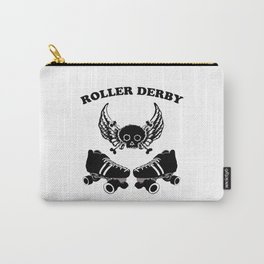 Roller Derby Wings Carry-All Pouch