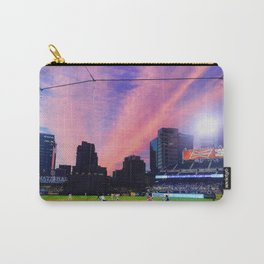 SD Padres Stadium at Night Carry-All Pouch
