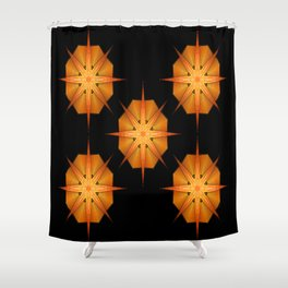 The Element Stars.... Shower Curtain