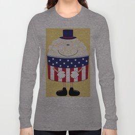 Mr.Popcorn Long Sleeve T-shirt