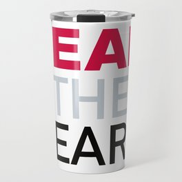 Fear The Beard Travel Mug
