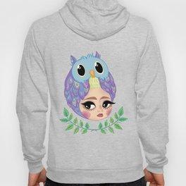 Owl girl Hoody