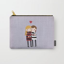 Best Friends Forever - Girls Carry-All Pouch