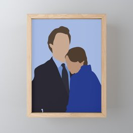 The Fault in Our Stars movie Framed Mini Art Print