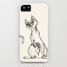 Cats with Tats v.1 Slim Case iPhone (5, 5s)