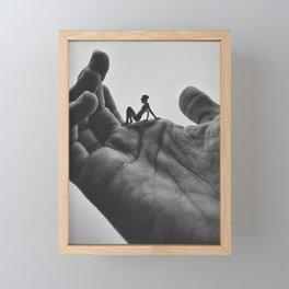 Old Habits Framed Mini Art Print