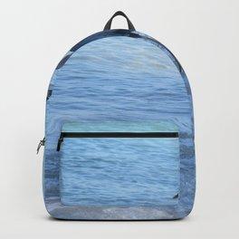 Oceans Great Blue Heron Backpack