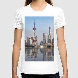 Reflections of Shanghai T-shirt
