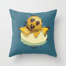 Whatever Chick Throw Pillow