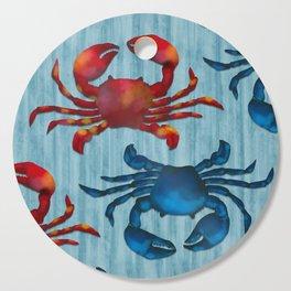 Crab! Cutting Board