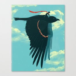 Soar Canvas Print
