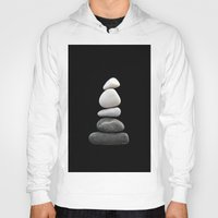 balance Hoodies featuring balance by ARTbyJWP