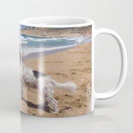 I Am Waiting Coffee Mug