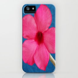 DELIGHTFULLY PINK iPhone Case