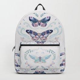 Butterflies painting Backpack