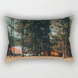 Big Bear City, California Rectangular Pillow