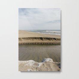 Rocky Beach Metal Print
