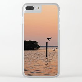 Selected Sequences Clear iPhone Case