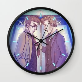 """""""Sometimes I miss this tie"""" Wall Clock"""