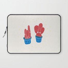 Happy Cacti Laptop Sleeve