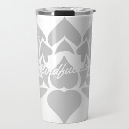 Mindfulness Lotus Travel Mug