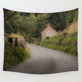 Dovedale Trail Cottage Wall Tapestry