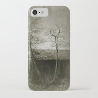 house iPhone & iPod Cases featuring old house  by n8 bucher