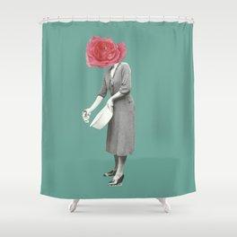 Minha Daisy Shower Curtain