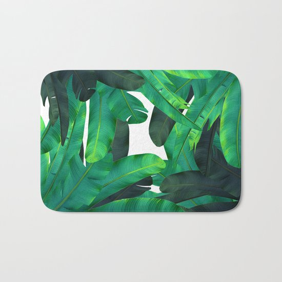 tropic green Bath Mat