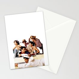 Friends Cast Stationery Cards