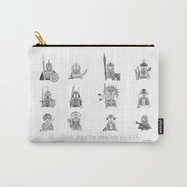 All Warriors Carry-All Pouch