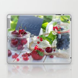 Fresh fruits summer Laptop & iPad Skin